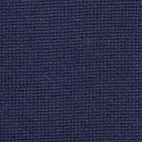 Cardigan Sweaters for Women: Capri Navy Lauren Ralph Lauren Moto Cotton Full-Zip Sweater