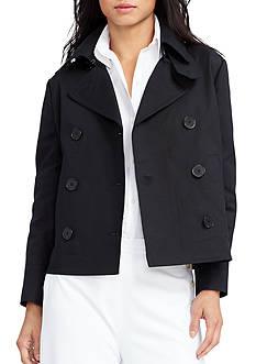 Lauren Ralph Lauren Double-Breasted Jacket