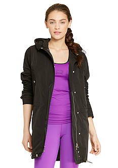 Lauren Ralph Lauren Hooded Utility Jacket