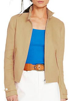 Lauren Ralph Lauren Crepe Jacket