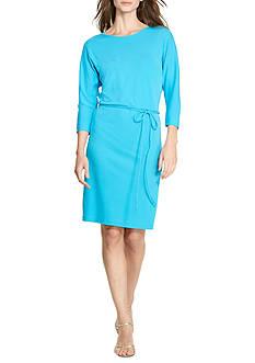 Lauren Ralph Lauren Dolman-Sleeve Jersey Dress