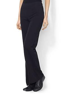Lauren Ralph Lauren Petite Jersey Yoga Pant