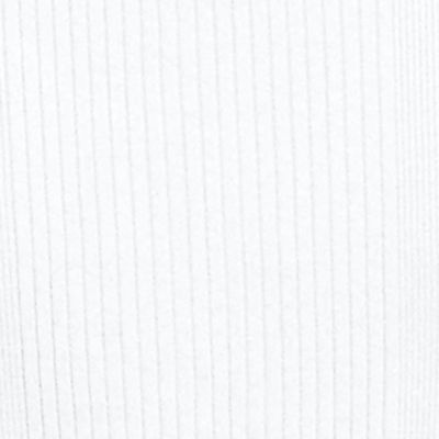 Knit Tops for Women: White Lauren Ralph Lauren VINDASY-SHORT SLEEVE-KNIT