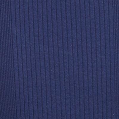 Knit Tops for Women: Authentic Navy Lauren Ralph Lauren VINDASY-SHORT SLEEVE-KNIT