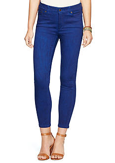 Lauren Ralph Lauren Petite Skinny-Fit Stretch Jeans