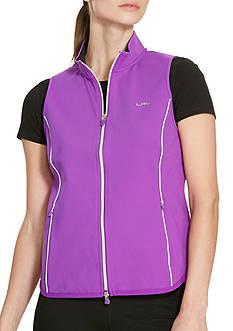 Lauren Ralph Lauren Petite Size Zarnett Synthetic Vest