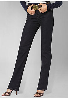 Lauren Ralph Lauren Plus Size Tanya Stretch Straight Jean