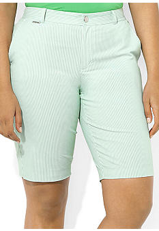 Lauren Ralph Lauren Plus Size Active Bermuda Short