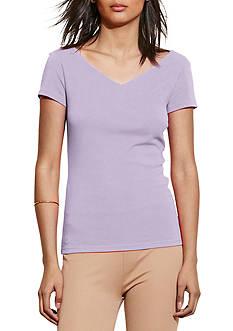 Lauren Ralph Lauren Plus Size Akili Knit Top