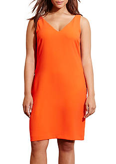 Lauren Ralph Lauren Atalie Sleeveless Casual Dress