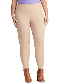Lauren Ralph Lauren Plus Size Keslina Skinny Pant