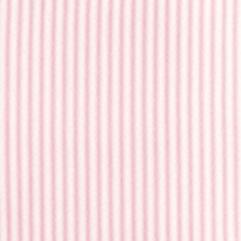 Plus Size Designer Clothes: Shirts & Blouses: Frost Pink/White Lauren Ralph Lauren JAMIR-LONG SLEEVE-SHIRT