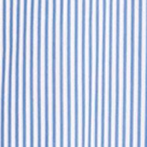Plus Size Designer Clothes: Shirts & Blouses: Oxford Blue/White Lauren Ralph Lauren JAMIR-LONG SLEEVE-SHIRT