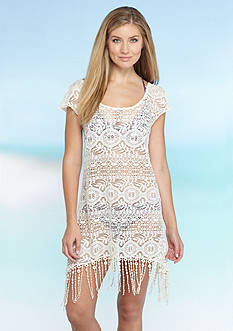 Lucky Brand Fly Away Dress Cover Up