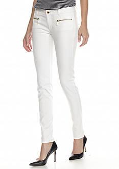 MICHAEL Michael Kors Zip Pocket Skinny Jean