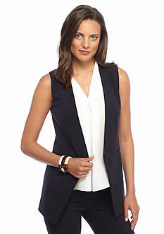 MICHAEL Michael Kors Minimal Cutaway Vest