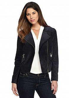 MICHAEL Michael Kors Clean Moto Jacket