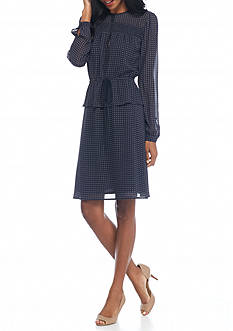 MICHAEL Michael Kors Charlton Smock Dress