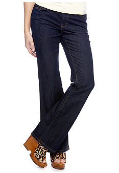MICHAEL Michael Kors Sausalito Boot Cut Denim