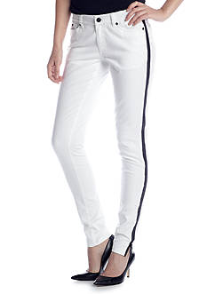 MICHAEL Michael Kors Zip Tape Side Skinny
