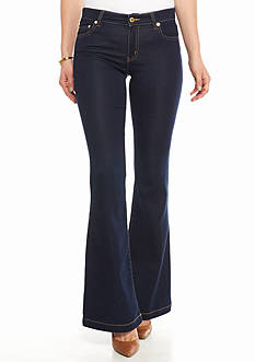 MICHAEL Michael Kors Denim Flare Jeans