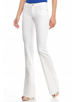 MICHAEL Michael Kors Selma Flare Jeans
