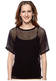 MICHAEL Michael Kors Drop Shoulder Sweater