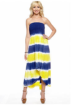 MICHAEL Michael Kors Hi Low Maxi Dress