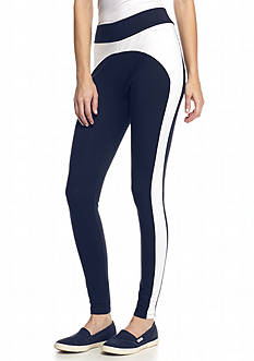 MICHAEL Michael Kors Seamed Combo Leggings