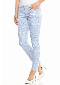 MICHAEL Michael Kors Izzy Skinny Zip Jean