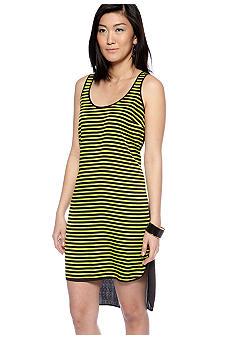 MICHAEL Michael Kors Stripe Tank Dress
