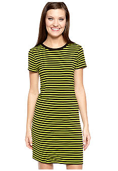 MICHAEL Michael Kors Crew Neck Dress