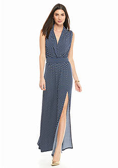 MICHAEL Michael Kors Print Maxi Dress