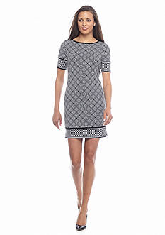 MICHAEL Michael Kors Loughlin Geo Print Dress