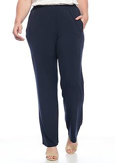 MICHAEL Michael Kors Plus Size Matt Jersey Pant