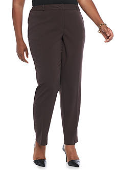 MICHAEL Michael Kors Plus Size Wellesley Ankle Pants