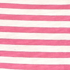Plus Size Tees: Plum Blossom MICHAEL Michael Kors Plus Size Stripe Tie Hem Tee