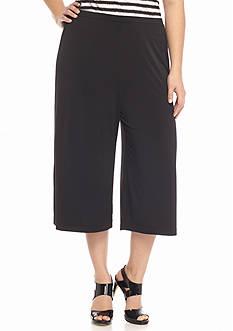 MICHAEL Michael Kors Plus Size Wide Leg Soft Pants