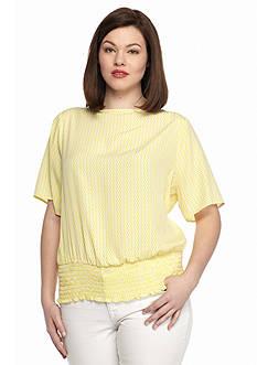 MICHAEL Michael Kors Plus Size Rilyn Kimono Top