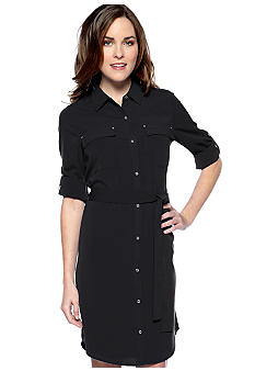 Calvin Klein Shirt Dress