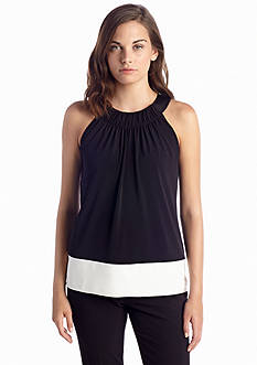 Calvin Klein Colorblock Tank Top