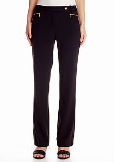 Calvin Klein Tailored Zipper Pant