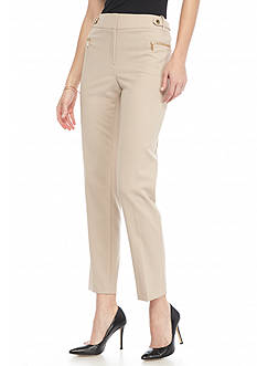 Calvin Klein Zip Pocket Slim Leg Pants