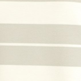 Sleeveless Shirts For Women: White/Gray Calvin Klein Variegated Stripe Textured Top
