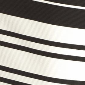 Calvin Klein Skirts: White/Black Calvin Klein Variegated Stripe Pencil Skirt