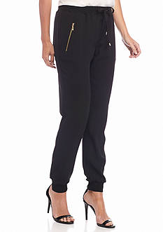 Calvin Klein Zip Pocket Jogger Pants