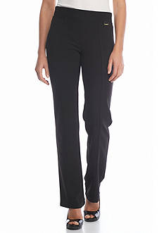 Calvin Klein Straight Leg Compression Pant