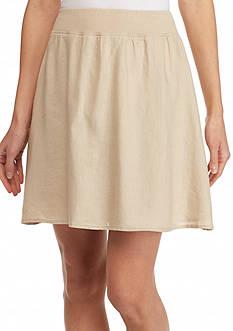 Calvin Klein Linen Skirt