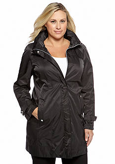 Calvin Klein Plus Size Packable Jacket
