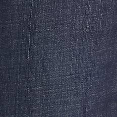 Plus Size Straight Leg Jeans: Gordon Blue Melissa McCarthy Seven7 Plus Size Straight Leg Roll Cuff Jeans